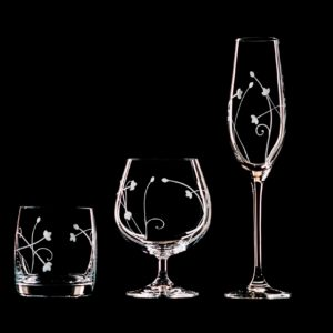 graviranje na steklo